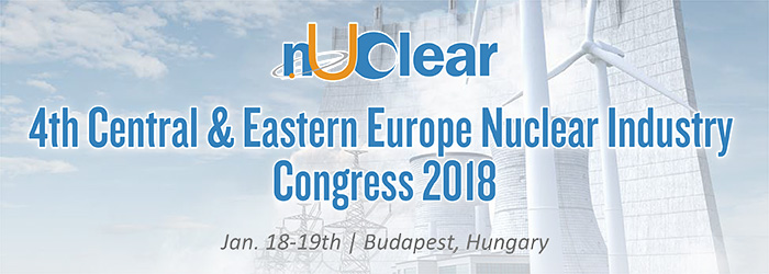 4th Central & Eastern Europe Nuclear Industry Congress 2018