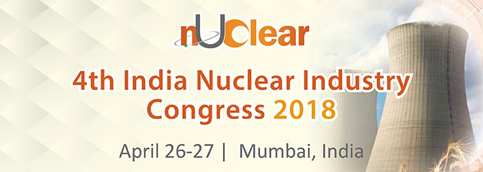 4th India Nuclear Industry Congress 2018