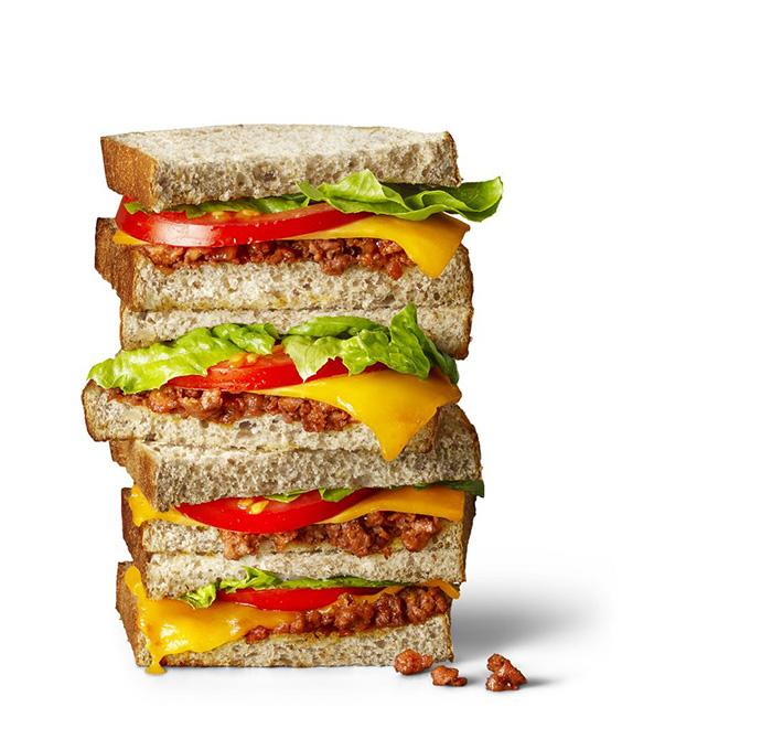 别样肉客与星巴克继续合作 在内地推出别样牛肉™烧烤风味三明治
