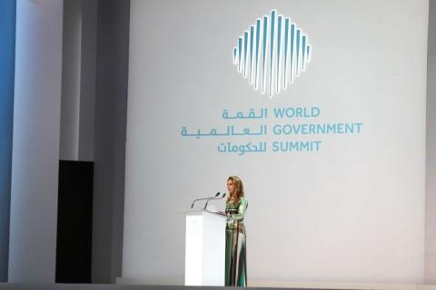 国际人道主义城市主席Haya bint Al Hussein公主殿下(照片:AETOSWire)