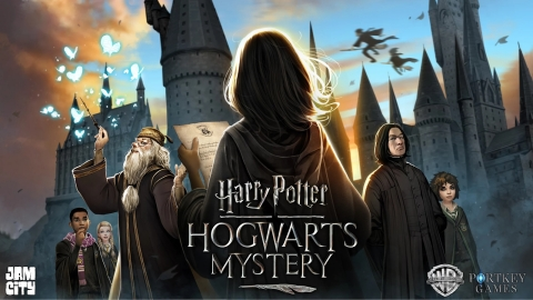Jam City Launches Harry Potter: Hogwarts Mystery Mobile Game in Hong Kong and Taiwan (Graphic: Business Wire)