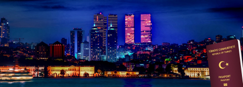 Turkey is preferred by the Chinese for investment in property. (Photo: Business Wire)