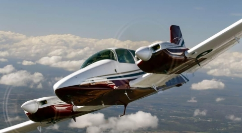 Cougar Acquires Advanced Technology Aircraft to Fill Market Gap (Photo: Business Wire)