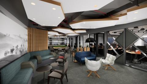 "Compass Offices行政总裁Hans Leijten表示:""我们选择在上海设立新中心,是为了满足来自国內外客户快速增长的需求,我们意识到中国的经济将步入新时代,这个项目是2019年我们最重要的投资。新中心将借鉴其它工作空间的成功经验,在硬件与软件服务上更上一个台阶,而最终成功选址在上海的核心商贸区,这对我们和客户来说,都非常欣喜。"" (照片:美国商业资讯)"
