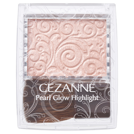 "Cezanne's ""Pearl Glow Highlight"" (Photo: Business Wire)"