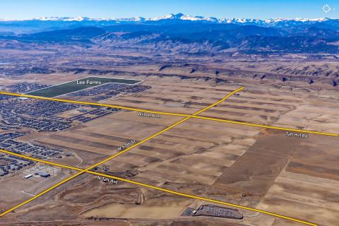 Wlaton收购科罗拉多州拉夫兰德占