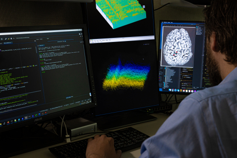 The real-time neural signal processing platform will extend the reach of brain-computer interface applications. (Photo: Wyss Center)