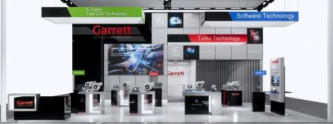 Garrett Motion将在Auto Shanghai 2021上展示用于混合动力汽车和燃料电池汽车的下一代电动助力技术