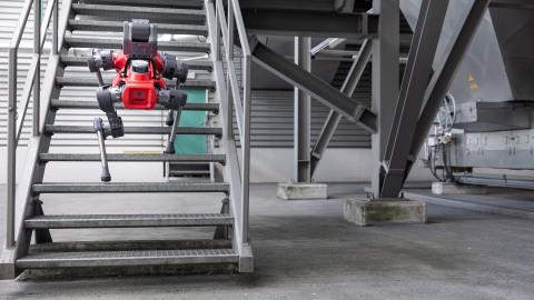 ANYbotics利用Velodyne激光雷达传感器提升自主移动机器人