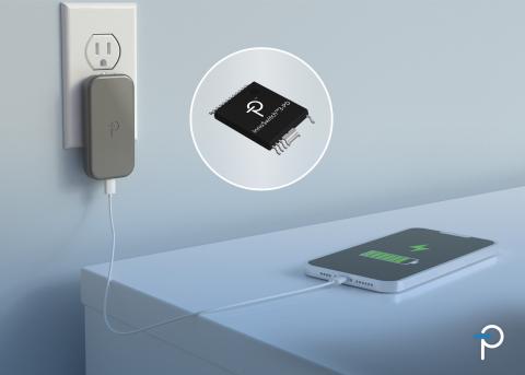 Power Integrations推出内置USB PD控制器的InnoSwitch3-PD系列反激式开关IC (照片:美国商业资讯)