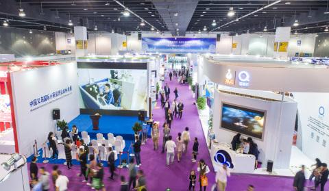 中国义乌国际小商品博览会在5天内达成178亿元交易(照片:美国商业资讯)