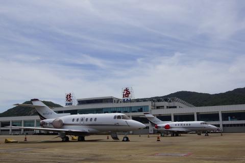 中国民用航空局核发netjets03