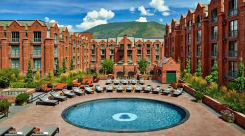 阿斯彭瑞吉度假酒店 - 科羅拉多州阿斯彭(照片:美國商業資訊)