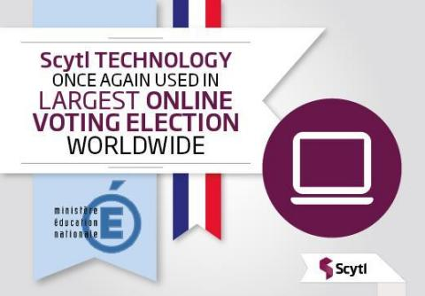 Scytl Technology Once Again Used In Largest Online Voting Election Worldwide Business Wire China