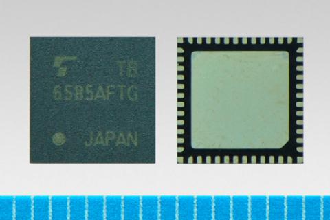 东芝推出三相无刷电机驱动器集成电路,以紧凑封装实现