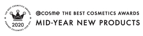 @cosme THE BEST COSMETICS AWARDS 2020 Mid Year New Products (Graphic: Business Wire)